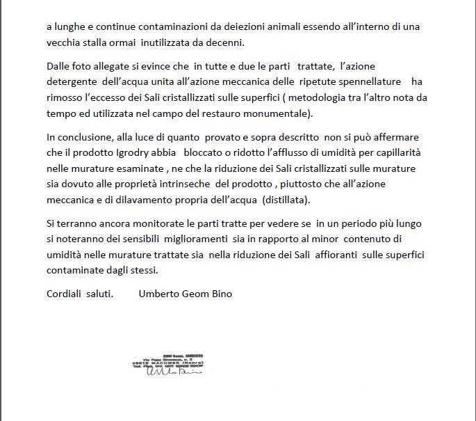 Umberto Bino Preview