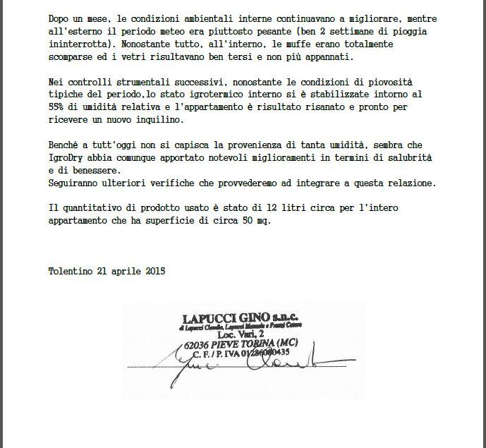 Lapucci Preview de Tolentino