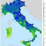 L'umidità atmosferica in Italia